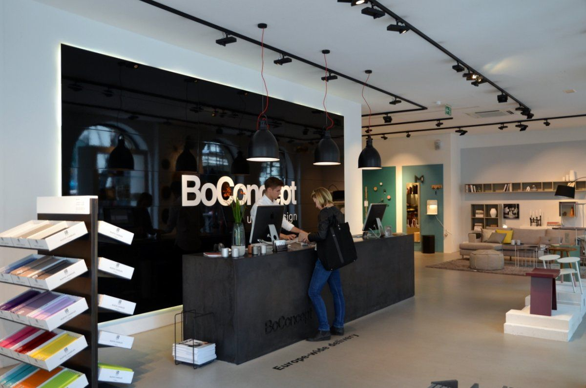 weekend berlin le showroom boconcept 3 boconcept and showroom. Black Bedroom Furniture Sets. Home Design Ideas