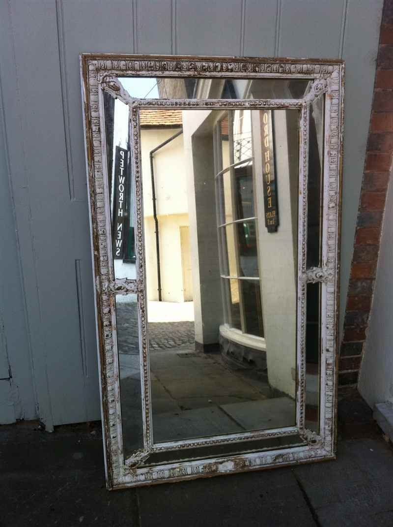 Large Distressed Wall Mirror Mirror Wall Extra Large Mirrors Simple Wall Decor