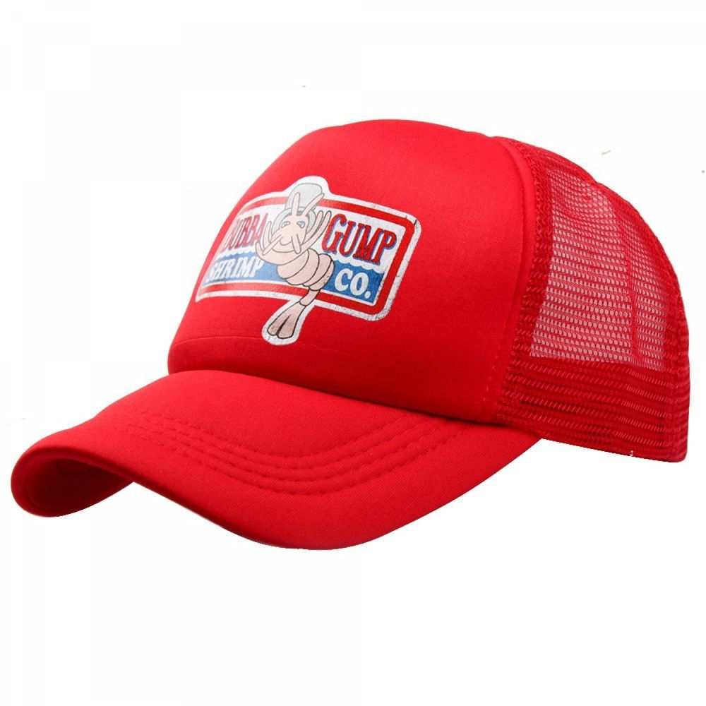 5459fb84 New Bubba Gump Shrimp CO Hat Forrest Gump Costume Embroidered Snapback Cap  Gift #fashion #clothing #shoes #accessories #unisexclothingshoesaccs ...