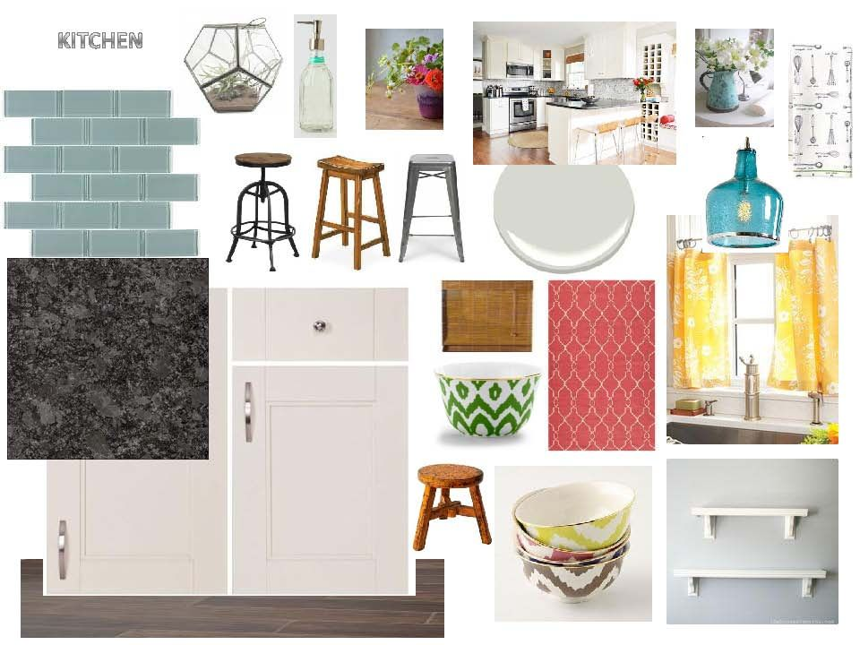 My Kitchen Mood Board Can I Just Have This Now