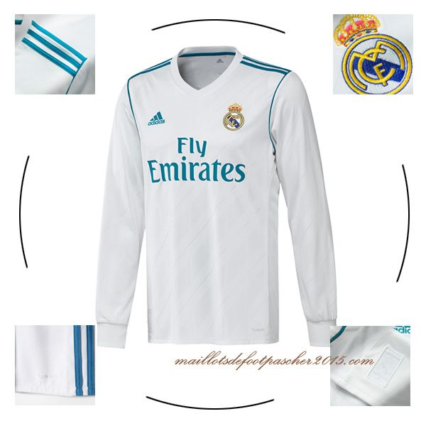 tenue de foot Real Madrid soldes