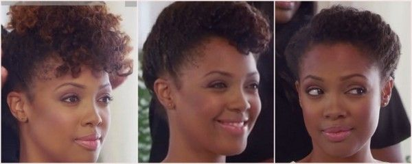 3 Quick Twist Out Hairstyles With Celebrity Stylist Kim Kimble Longing4length