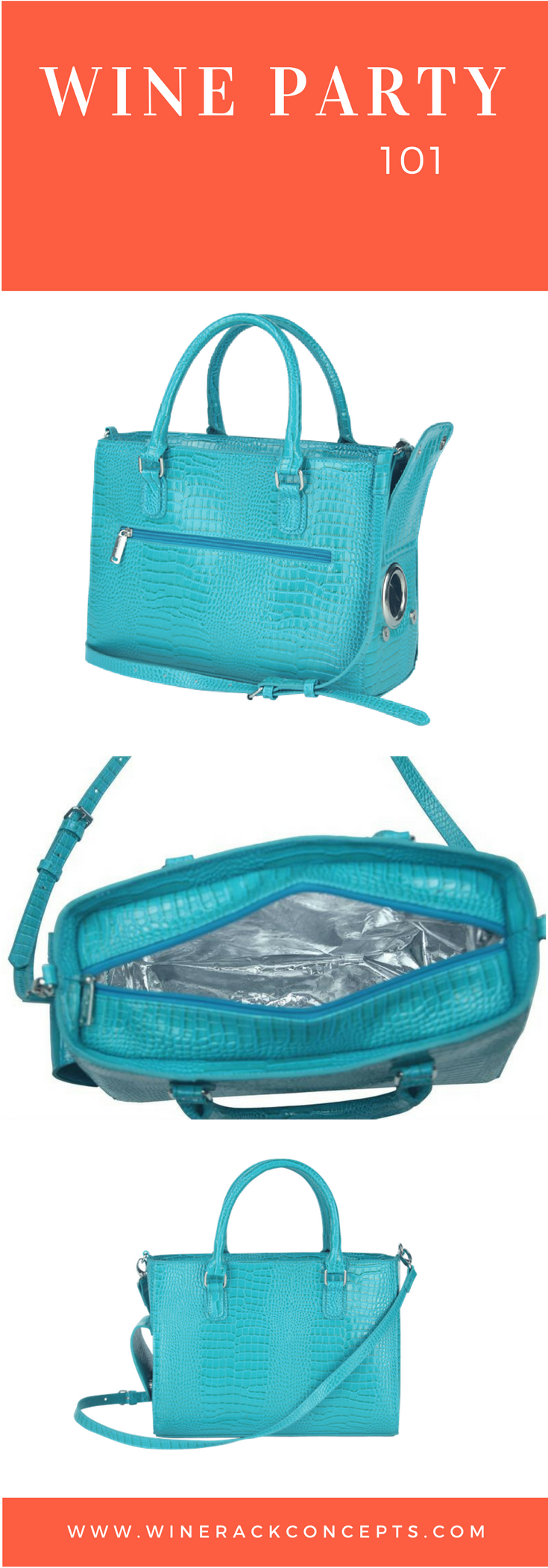 Coolest purses ever! You need one of these for your #tailgate party ...