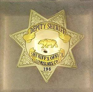 Stanislaus county PD Calif | LE badges | Police officer