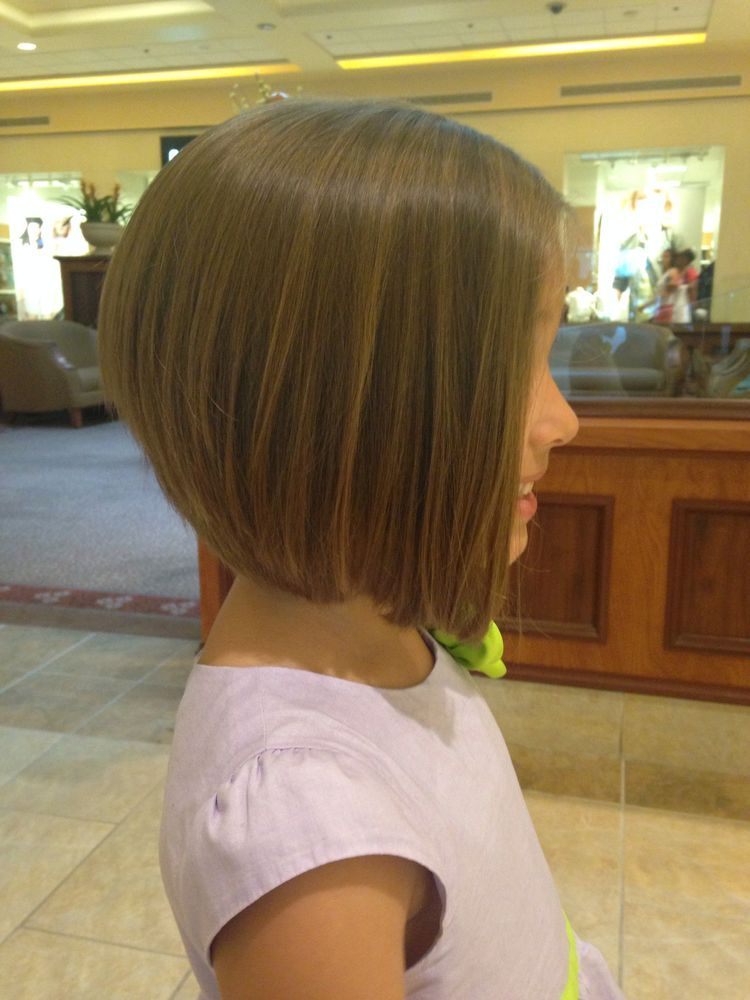 Pin By Andrea Mize On Hayden S Haircut In 2019 Girl Haircuts Bob