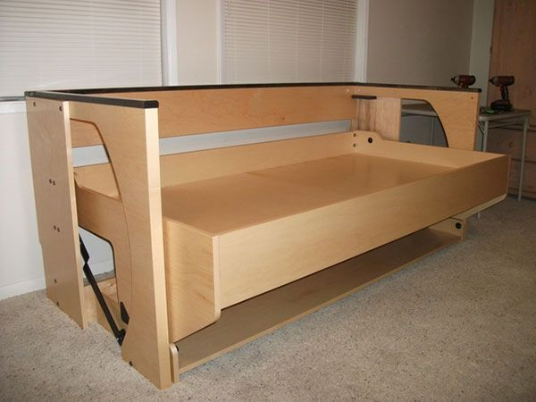Do It Yourself Home Design: Hiddenbed, Space Saving Beds And Furniture In Oregon