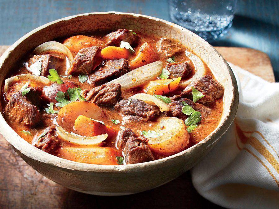 One Pot Beef Stew Recipe Recipe Beef Stew Recipe Fall Soup Recipes Pot Beef Stew
