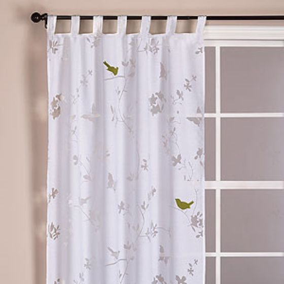 Bird Curtains, Cool Curtains
