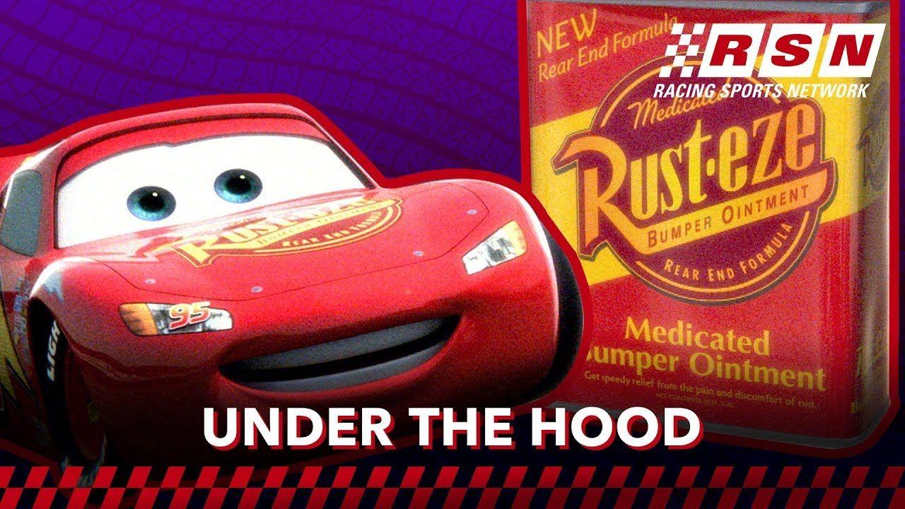 Under The Hood Sponsors Racing Sports Network By Disney Pixar Cars Disney Pixar Cars Pixar Cars Disney Pixar