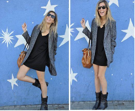 灰色大衣:D