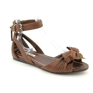 @Overstock - The Miu Miu Bufalo sandals feature a leather upper with an open toe. The leather outsole lends lasting traction and wear.http://www.overstock.com/Clothing-Shoes/Miu-Miu-Womens-Bufalo-Leather-Sandals-Size-6/7645082/product.html?CID=214117 CAD              338.76