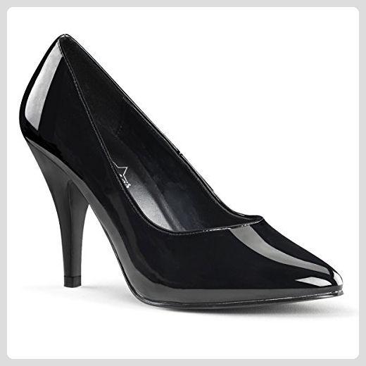 Rot Lack 7,5 cm PUMP 420 Klassische Pumps Schuhe Damen