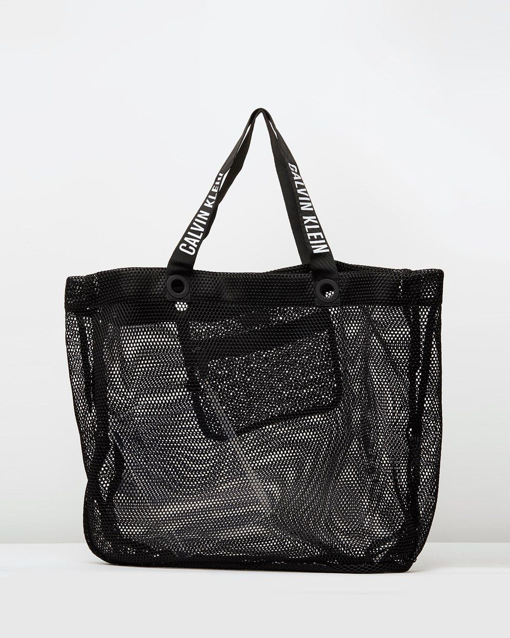 CALVIN KLEIN Mesh Beach Holdall Details, Size & Fit Stow everything you  need for a