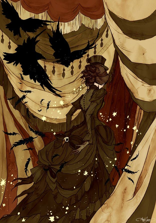 The Night Circus by Abigail Larson