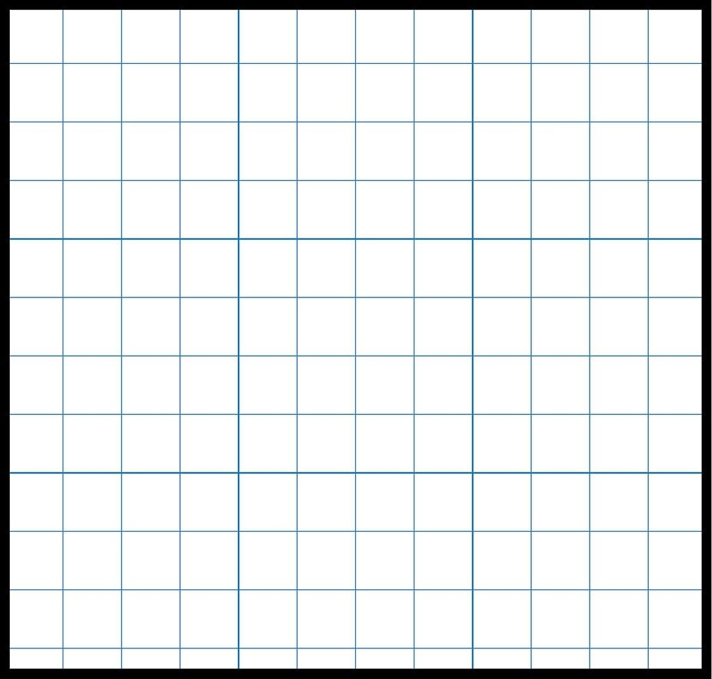 Blank Graph Paper For Kids Free Paper Printables Graph Paper