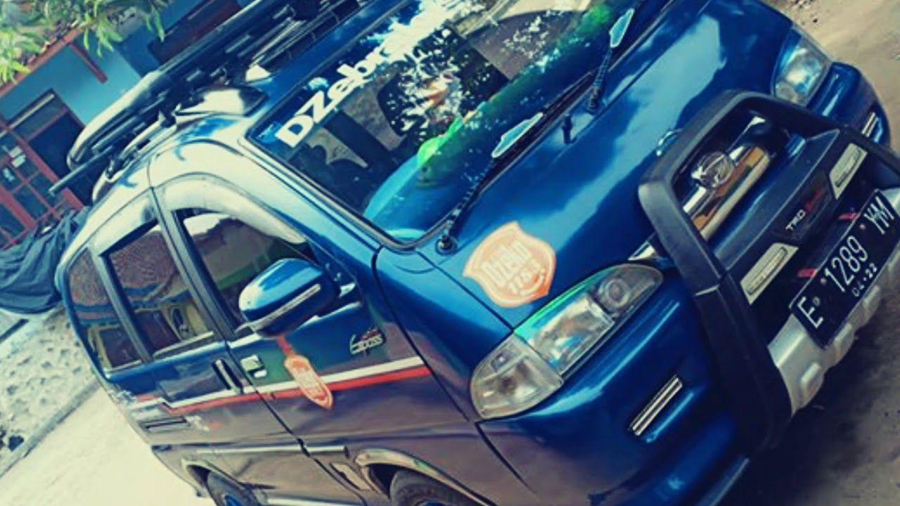 Modifikasi Mobil Daihatsu Zebra Espass Modifikasi Mobil Mobil Daihatsu