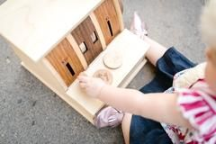 Pretend Wooden Cash Register | Bannor Toys