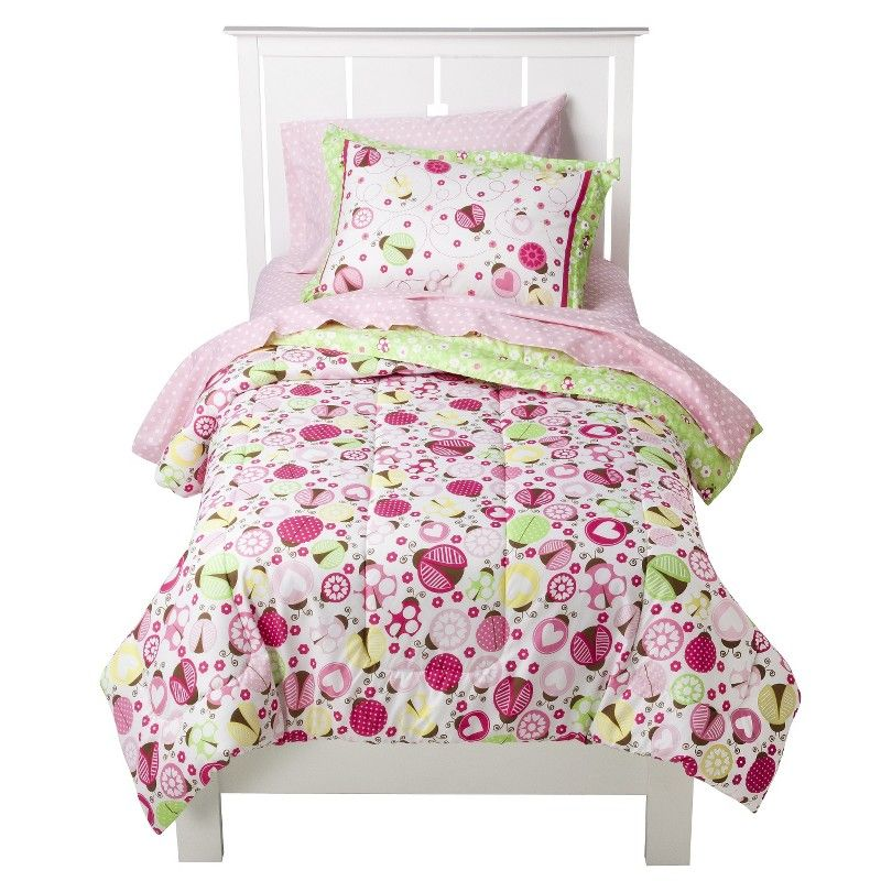 Circo® Ladybug Bedding Set Ladybug bedding, Duvet sets