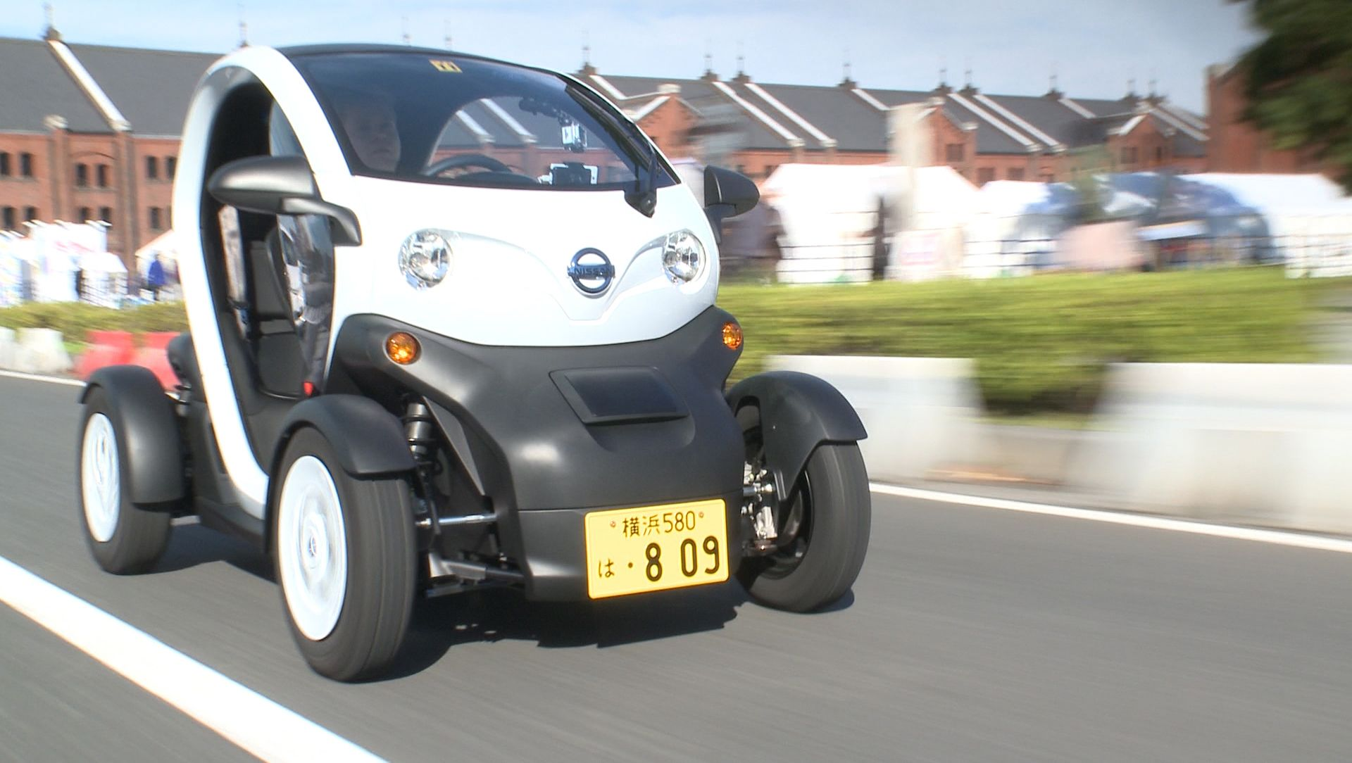 japanese transportation, they have very interesting cars that they ...