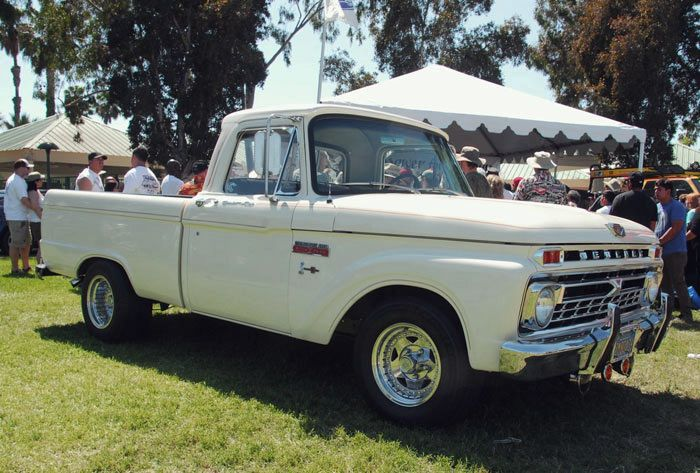 how to buy an old pickup truck