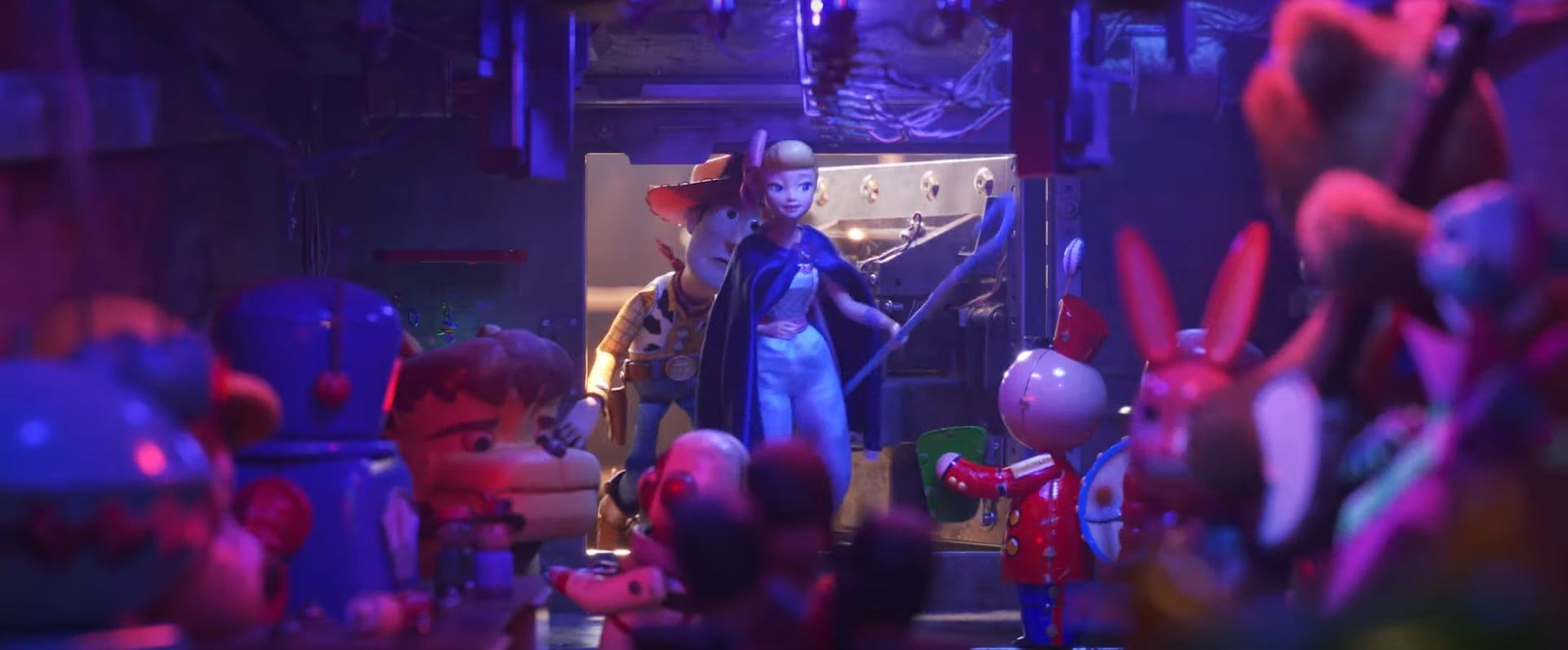 Toy Story 4 Check Out Nearly 50 Hi Res Screenshots From The Revealing First Full Length Trailer In 2020 With Images Toy Story New Movies Movie Photo