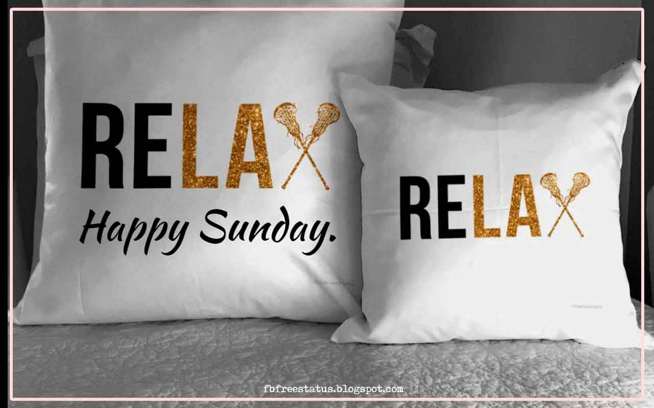 Good Morning Sunday Quotes Wishing You A Relaxing Sunday Coffee