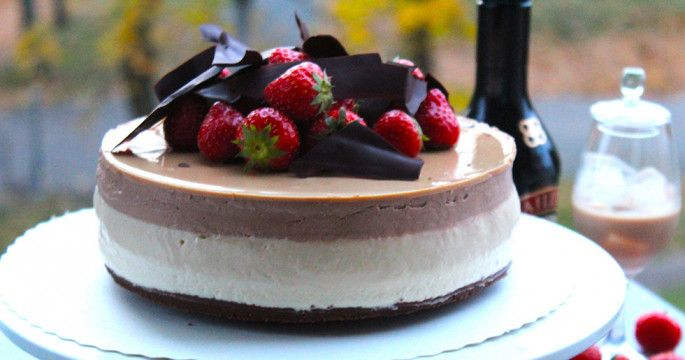 god choklad efterrätt