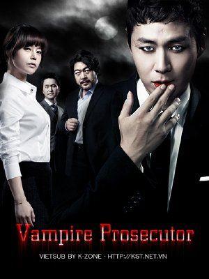 Vampire Prosecutor / 뱀파이어 검사