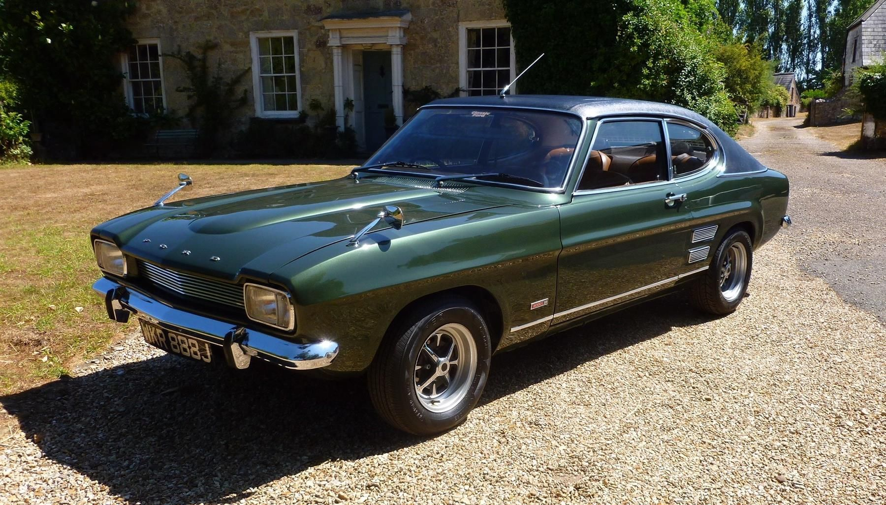 Stunning 1971 Ford Capri Mk1 3000e For Sale In West Midlands