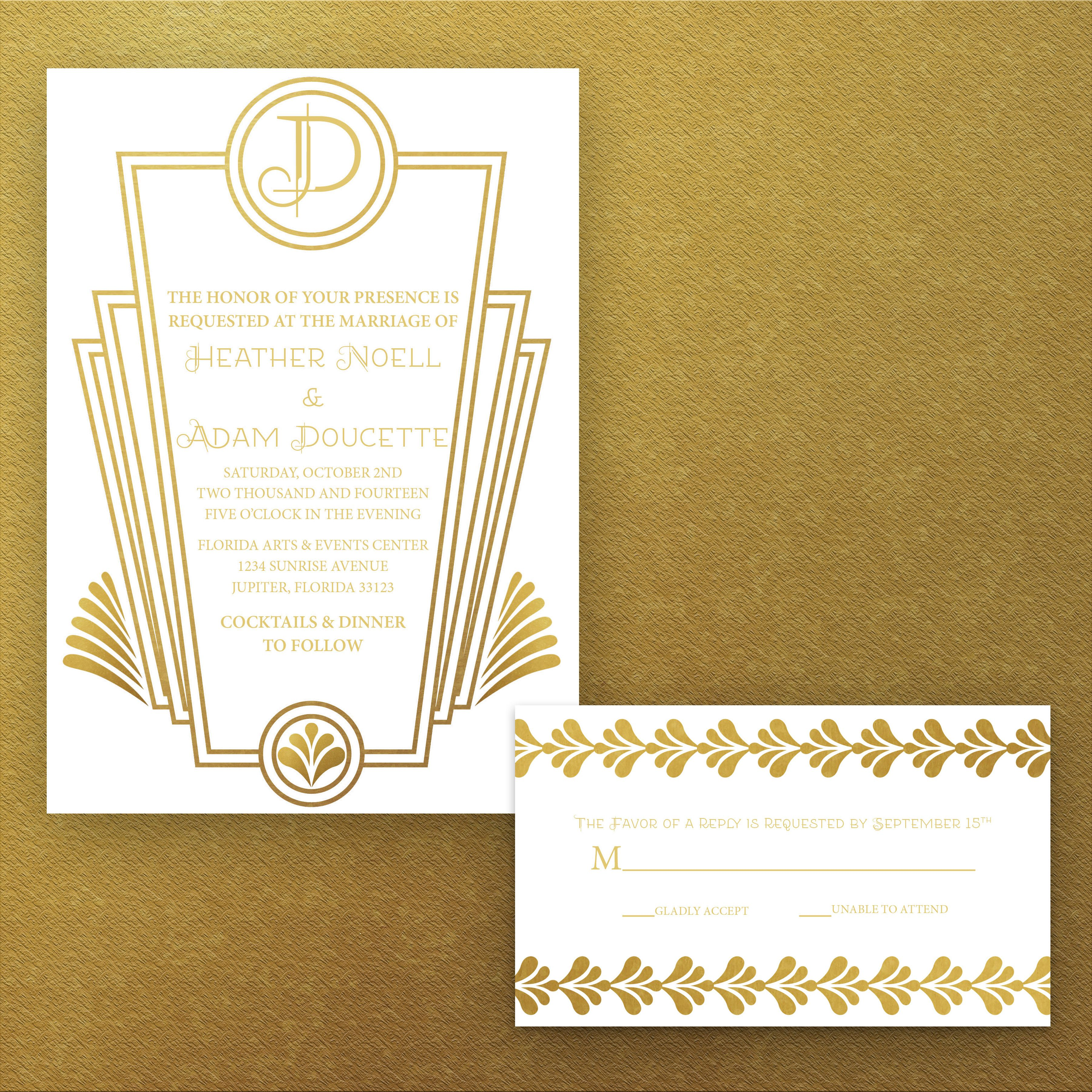 Great Gatsby Baby Shower Invitations | www.topsimages.com