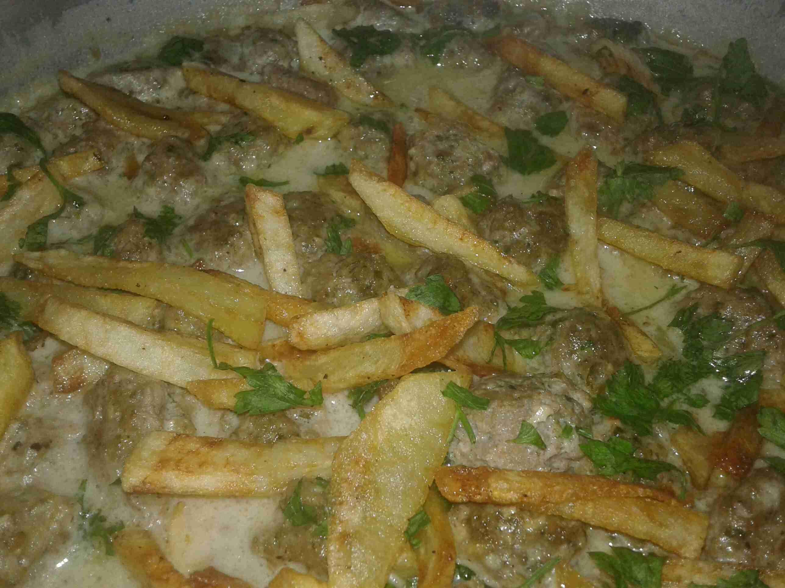 كفته بالطحينه و لبن الشنينه ولا اروع ملكة رمضان زاكي Recipe Main Dishes Food Vegetables