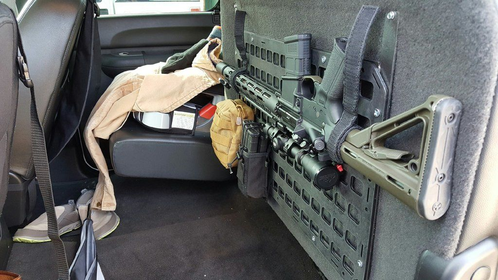 Rigid Insert Panel MOLLE (RIP-M) - 15in x 25.75in – Grey Man Tactical