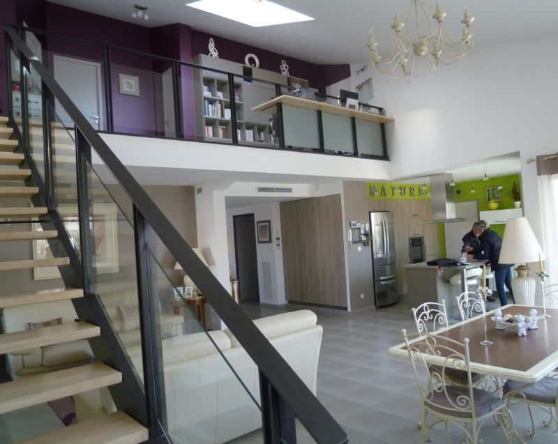 plan de maison avec mezzanine - Recherche Google | home ideas ...