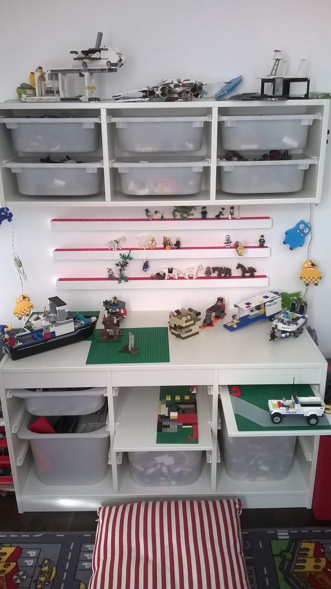 Ikea Kindermöbel Trofast Lego Zone Storage Ikea Trofast Ideas Kinderzimmer In 2019