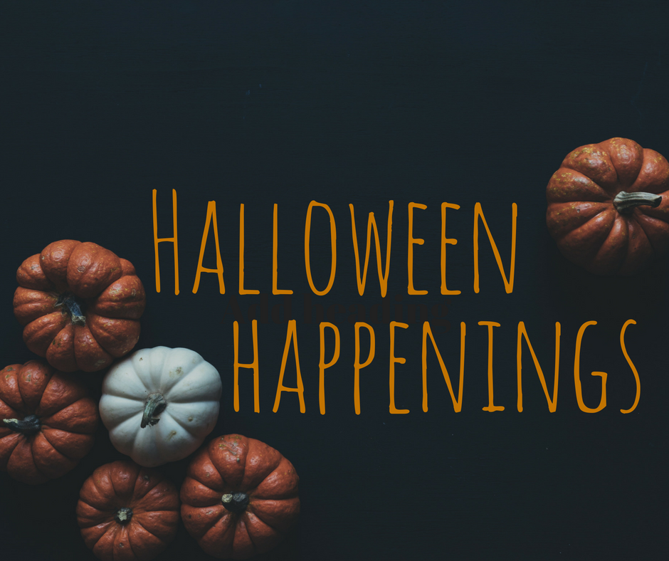 The 2016 guide to special Halloween events happening in