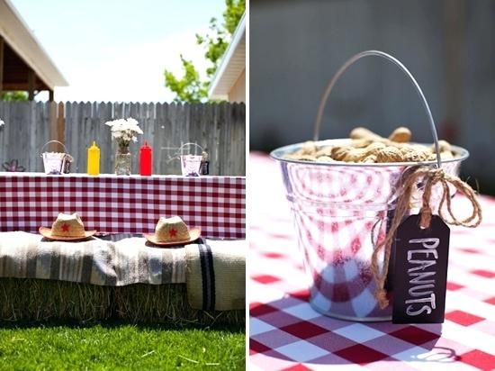 Wonderful Country Party Decoration Ideas Cool Themed Birthday Little Peanut Magazine