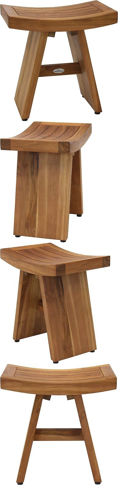 Shower and Bath Seats: Bathing Benches Chair Original Asia 18 Teak ...
