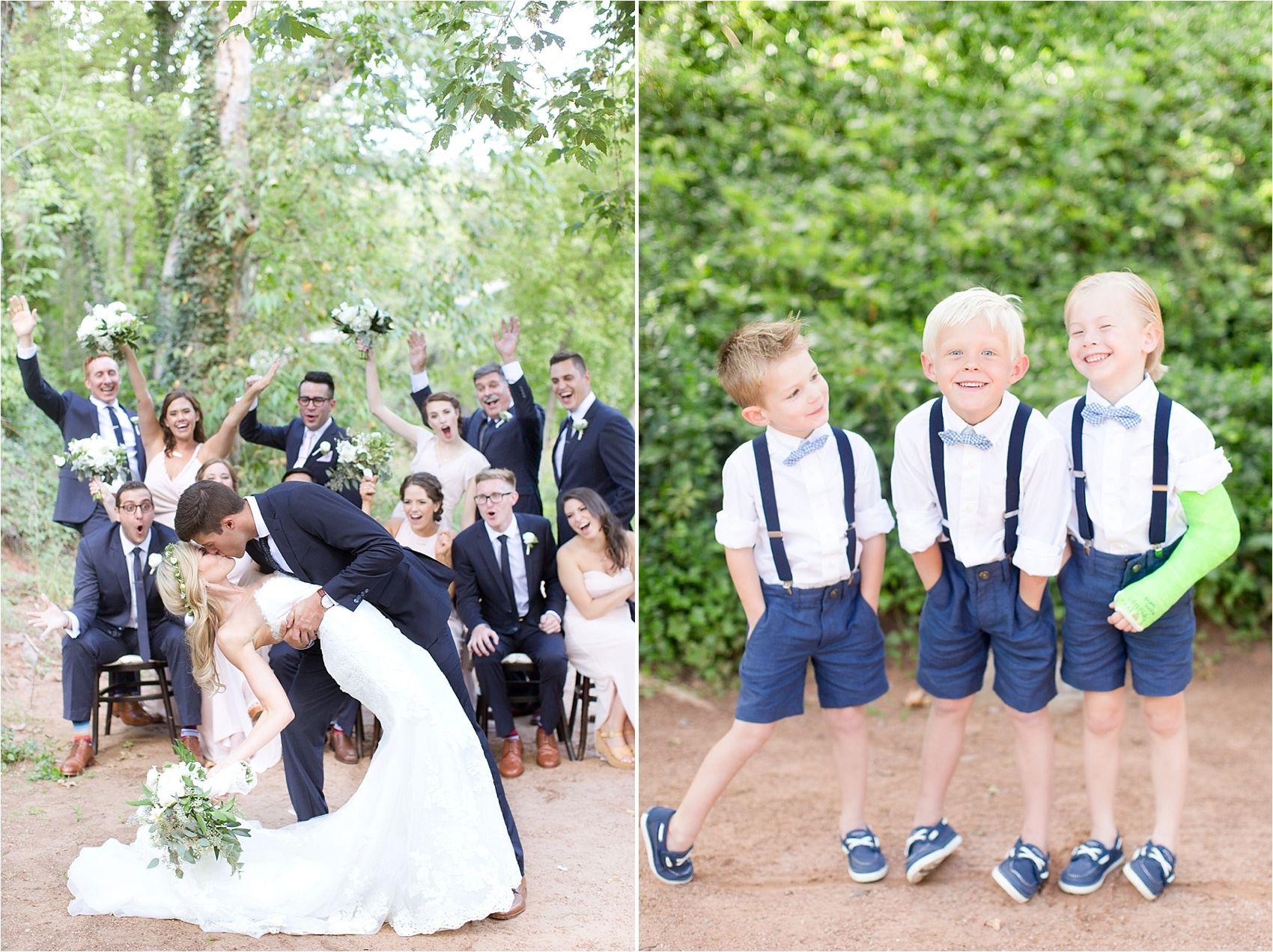 Blush Pink Garden Wedding - Wedding Ideas | Weddings Inc.