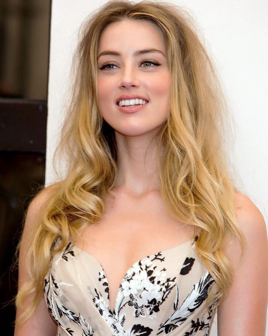 Amber Heard: Celebrities In 2019