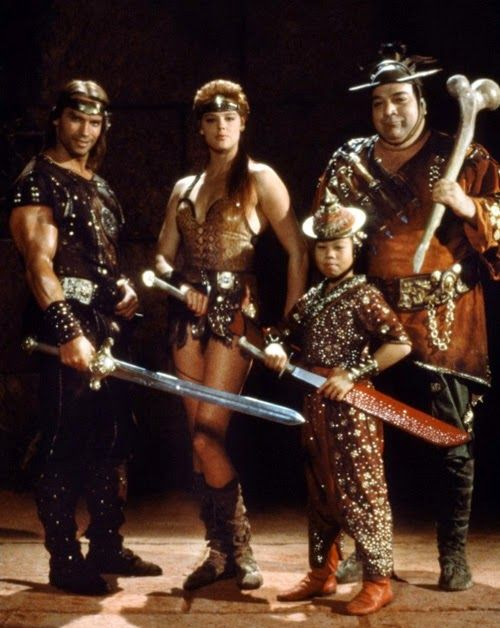 Kalidor from Red Sonja (1985) | Red sonja, Action movies