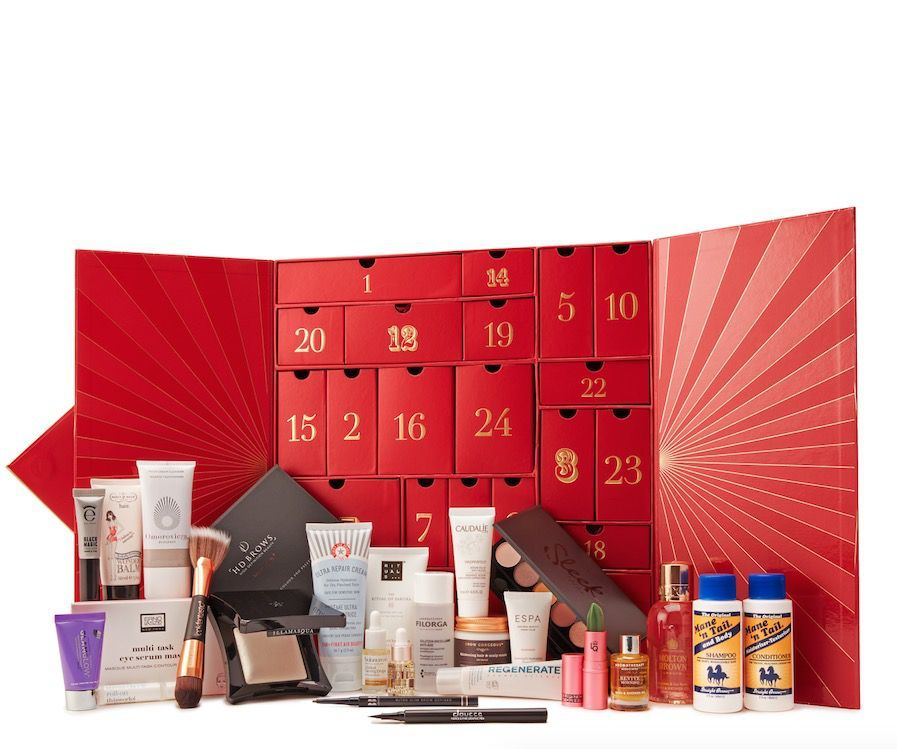 4 Seriously Luxe Beauty Advent Calendars To Snap Up For Less This