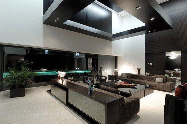 Luxuriöse Vivienda Residenz - Luxus Wohnzimmer | For The Home ... Wohnzimmer Design Modern