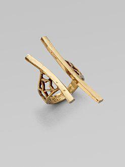 Bing Bang - Ornate Forged Sticks Ring