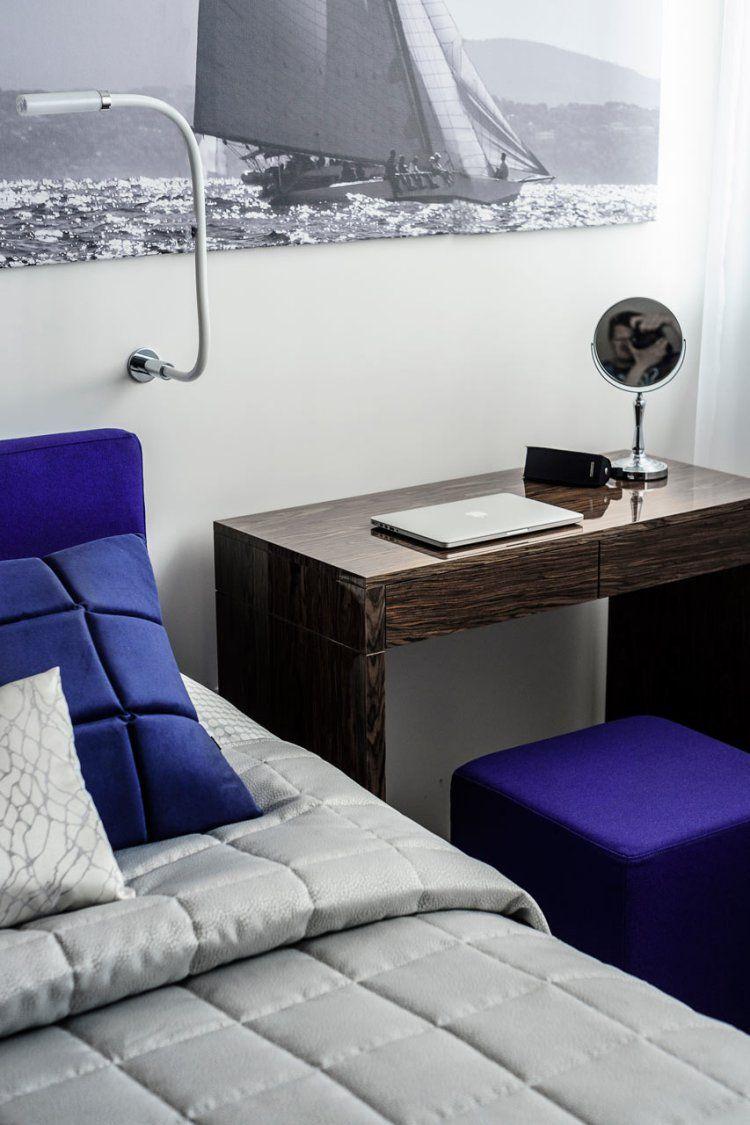 Квартира от польского дизайнера Paulina Kasprowicz из meinDESIGN расположилась на 12-ом этаже Sea Towers — самом высоком небоскребе города Гдыня, Польша
