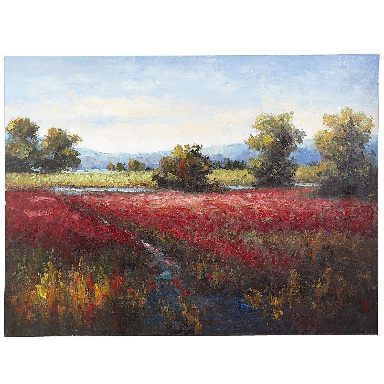Placid Landscape Art  $179