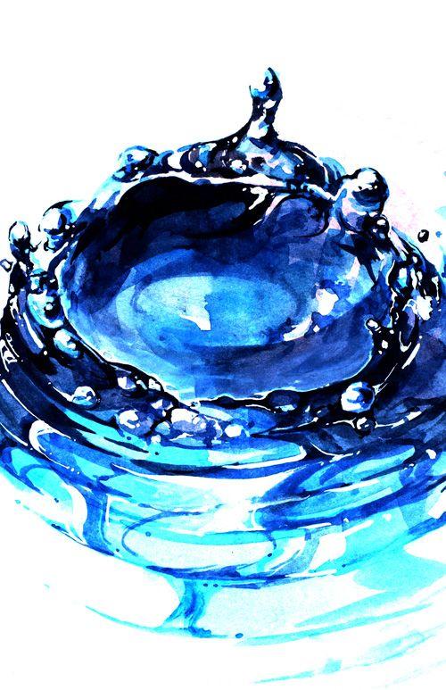 картинки тату вода давным-давно, просвещенным