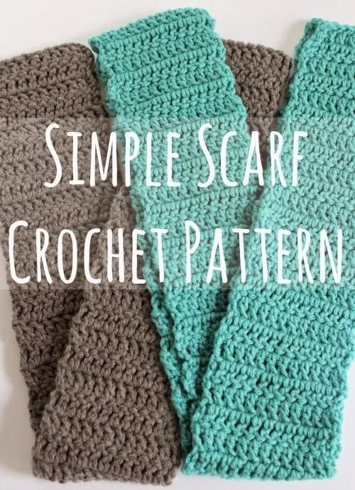 30 Fabulous And Free Crochet Scarf Patterns Awesome Handwork