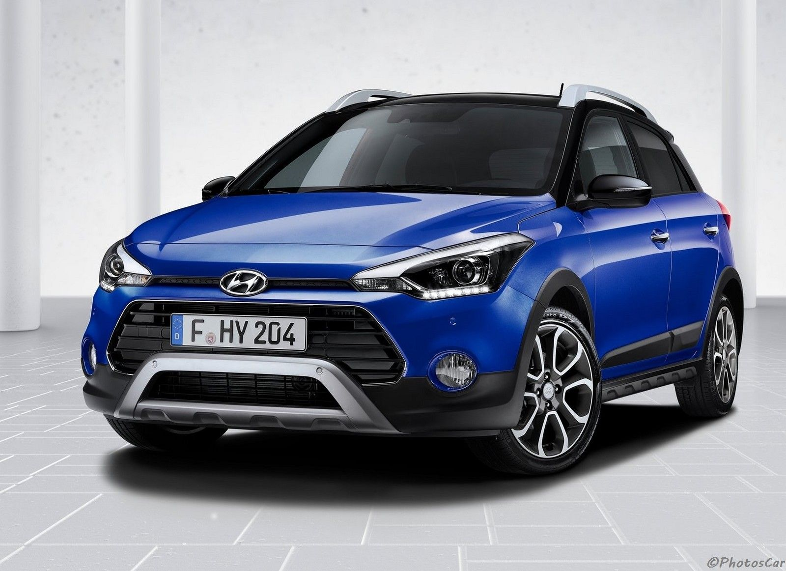 Hyundai I20 Active 2019 01
