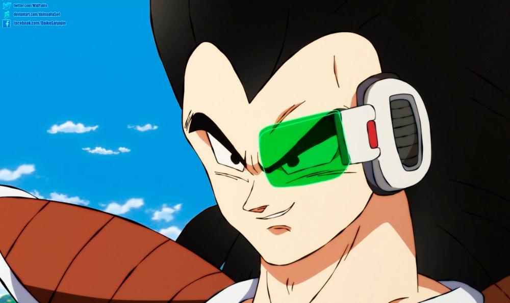Goku S Older Brother The Great Raditz By Daimaoha5a4 On Deviantart Dragon Ball Artwork Dragon Ball Art Anime Dragon Ball Super