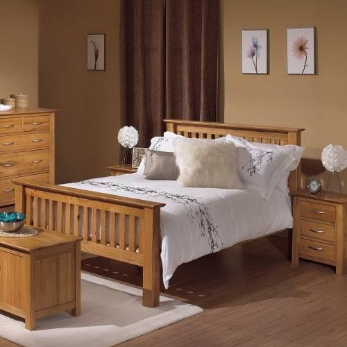 Oak bedroom furniture sets – splendid choices of style - Designalls